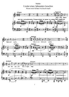 Vokalwerke: Vokalwerke by Gustav Mahler