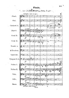 Sinfonie Nr.4 in D-Dur 'Columbus', Op.31: Teil IV by Johann Joseph Abert