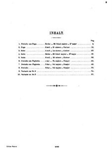 Ausgewählte Werke für Cembalo: Ausgewählte Werke für Cembalo by Johann Sebastian Bach