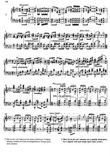 Tagebüch eines Wanderers, S.156: Heft II, Nr.7 by Franz Liszt