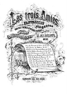 Fantasie über Themen aus 'Rigoletto' von Verdi, Op.27 No.8: Fantasie über Themen aus 'Rigoletto' von Verdi by H. Alberti
