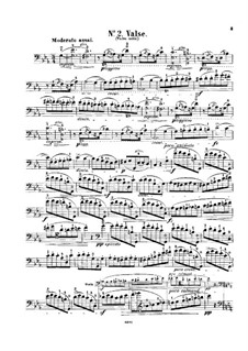 Nr.2 in cis-Moll: Für Cello und Klavier – Solo Stimme by Frédéric Chopin