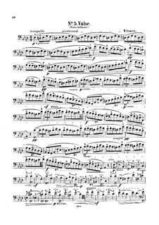 Nr.1 in Des-Dur: Für Cello und Klavier – Solo Stimme by Frédéric Chopin
