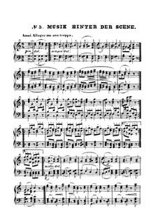 Musik Hinter der Scene: Musik Hinter der Scene by Ludwig van Beethoven