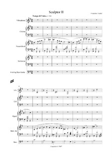Sculpted. Waltz No.1: Sculpted. Waltz No.1 by Frederick Naftel