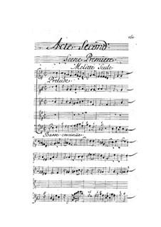 Les amours de Momus: Akt II by Henri Desmarets