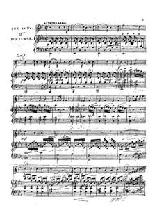 Nocturne für Harfe und Waldhorn Nr.2: Nocturne für Harfe und Waldhorn Nr.2 by Frédéric Duvernoy