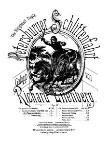 Petersburger Schlittenfahrt, Op.57: Für Klavier by Richard Eilenberg