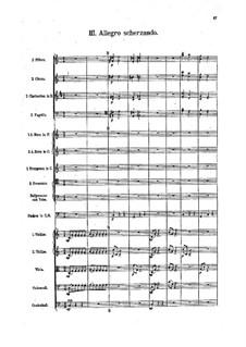 Sinfonie Nr.3 in E-Dur, Op.79: Teil III by Robert Fuchs