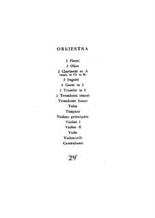 Konzert in A-Dur für Violine und Orchester, Op.8: Konzert in A-Dur für Violine und Orchester by Mieczysław Karłowicz