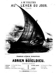 Au lever du jour: Au lever du jour by Adrien Boieldieu