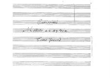Motetten: Teil II by Giacomo Carissimi