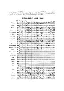 Gwendoline: Akt II, Szene III by Emmanuel Chabrier