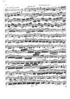 Streichquartette, Op.39: Quartett Nr.2 in A-Dur, G 213 by Luigi Boccherini