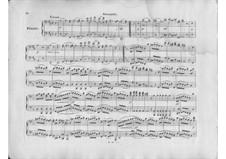 Sinfonie Nr.75 in D-Dur, Hob.I/75: Teil IV. Version für Klavier, vierhändig by Joseph Haydn