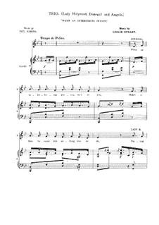 Florodora: No.12 When an Interfering Person by Leslie Stuart