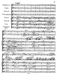 Konzert für Violine und Orchester in D-Dur, Op.61: Teil II by Ludwig van Beethoven