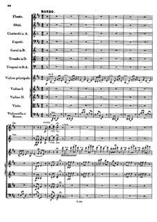 Konzert für Violine und Orchester in D-Dur, Op.61: Teil III by Ludwig van Beethoven