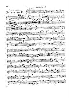 Streichquintette, Op.41: Quintett Nr.1 in Es-Dur, G.346 by Luigi Boccherini
