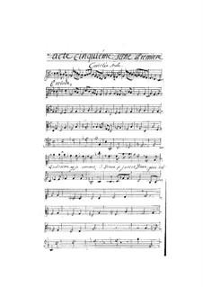 Théagène et Cariclée: Akt V by Henri Desmarets