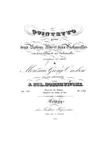Streichquintett Nr.1 in F-Dur, Op.20: Streichquintett Nr.1 in F-Dur by Ignacy Feliks Dobrzyński
