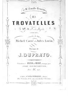 Les trovatelles: Les trovatelles by Jules Duprato