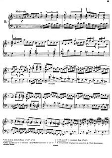 Kleines Präludium in F-Dur , BWV 928: Für Klavier by Johann Sebastian Bach