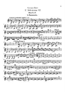 Suite II: Hörnerstimmen by Georges Bizet