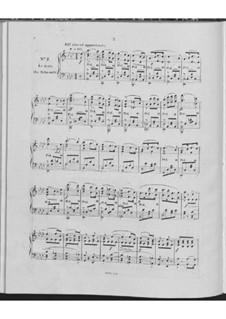 Huit nocturnes romantiques de différents caractères, Op.604: Nr.2 Die Sehnsucht by Carl Czerny
