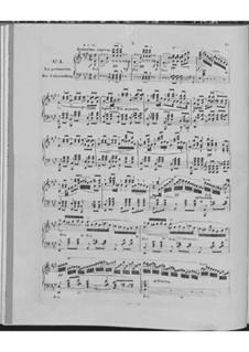 Huit nocturnes romantiques de différents caractères, Op.604: Nr.3 Die Ueberredung by Carl Czerny