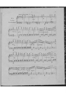 Huit nocturnes romantiques de différents caractères, Op.604: Nr.8 Lebhafte Freude by Carl Czerny