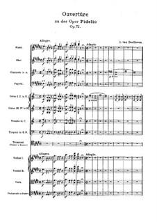 Fragmente: Ouvertüre und Akt I by Ludwig van Beethoven