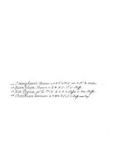 Motetten für Stimmen und Basso Continuo: Buch I by Nicolas Bernier
