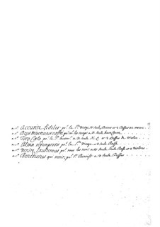Motetten für Stimmen und Basso Continuo: Buch II by Nicolas Bernier