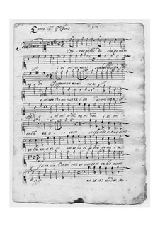 Dixit Dominus: Dixit Dominus by Franscesco Foggia