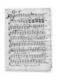 Magnificat: Magnificat by Franscesco Foggia