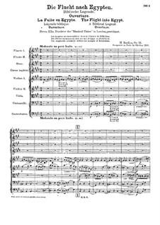 L'enfance du Christ (Die Kindheit Christi), H.130 Op.25: Ouvertüre by Hector Berlioz