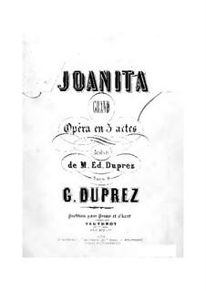 Joanita: Joanita by Gilbert-Louis Duprez