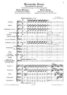 Der Aufstand der Griechen. Heroische Scene, H.21: Der Aufstand der Griechen. Heroische Scene by Hector Berlioz