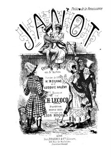 Janot: Janot by Charles Lecocq
