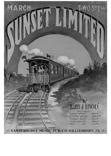 Sunset Limited: Sunset Limited by Harry J. Lincoln