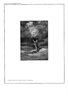 An den heiligen Franziskus von Paula, S.28: An den heiligen Franziskus von Paula by Franz Liszt