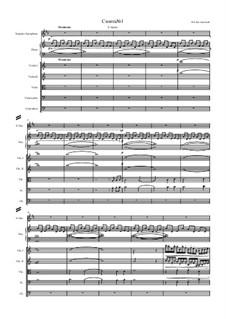Сюита No.2 (Часть II), Op.10: Сюита No.2 (Часть II) by btheband