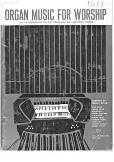 Präludium für Orgel über 'The Sabbath Bride': Präludium für Orgel über 'The Sabbath Bride' by Ernst Levy