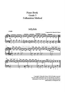 Piano Grade 3 - Fulhamtree Method: Piano Grade 3 - Fulhamtree Method by Marcello Palace