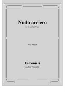 Nudo arciero: C-Dur by Andrea Falconieri