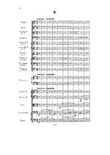 Konzert für Klavier und Orchester in Es-Dur, Op.82: Teil II by Paul Pabst