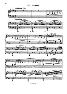 Suite Nr.2, Op.17: Teil III by Sergei Rachmaninoff