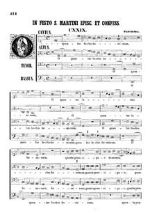 O quantus luctus: O quantus luctus by Giovanni da Palestrina