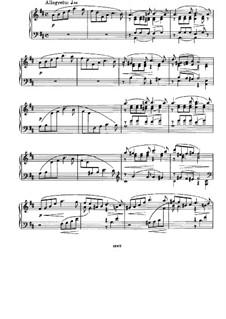 À Argenteau, Op.40: No.2 Dolce far niente by César Cui